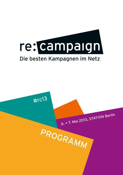 reCampaign 2013 -